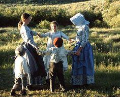 Mormon Pioneer Women | Pioneer+children+clipart