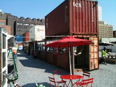 Sustainable Container Retail