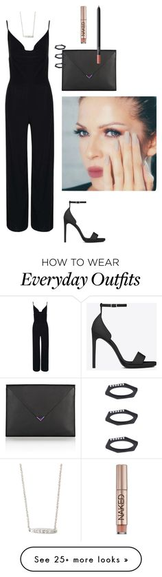 """""""Created in the Polyvore iPhone app. http://www.polyvore.com/iOS"""" by polyvore393 on Polyvore featuring Alexander Wang, Rare London, Urban Decay, NARS Cosmetics, Topshop, Forever 21, NIKE and Yves Saint Laurent"""