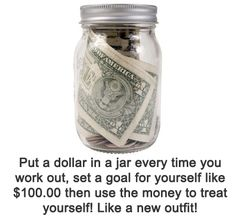 well ... only works if money is a good motivator for you ...