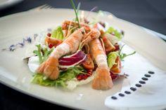 Alazonia Restaurant Restaurant Bar, Menu, Ethnic Recipes, Food, Menu Board Design, Essen, Meals, Yemek, Eten