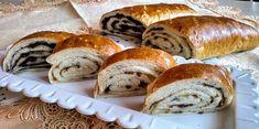 Oškvarkový závin (fotorecept) - recept   Varecha.sk 20 Min, Bread, Food, Sweet, Basket, Candy, Brot, Essen, Baking