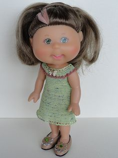 Cabbage patch kids lil'sprouts | by lusildoll