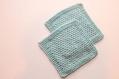 Sploshy Washcloth {Free Pattern}