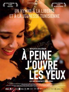 As I Open My Eyes, 'À peine j'ouvre les yeux' un film de Leyla Bouzid.