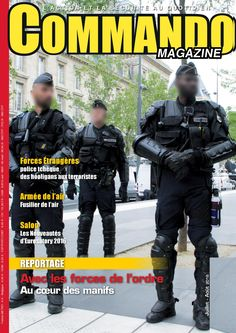 COMMANDO MAGAZINE SPETSNAZ TRAINING Capitaine Jacques Levinet JUILLET 2016