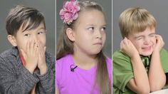 Parents try to explain sex to kids and the reactions are priceless