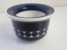 Arabia Finland  Valencia Ulla Procope egg-cups