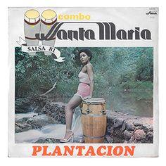 Combo Santa Maria - Salsa 81 Plantacion (Vinyl, LP, Album) at Discogs