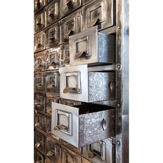 Vintage metal storage cabinet | Antique Furniture | Andy Thornton