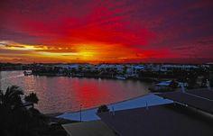 Kawana Island, Queensland, Australia | 18 Stunning Sunrises From Around The World