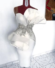 Terani Couture – Embellished Off-Shoulder Feathered Dress – feather dress African Lace Dresses, Latest African Fashion Dresses, Event Dresses, Wedding Dresses, Lace Gown Styles, Short Gowns, Glamorous Dresses, Feather Dress, Classic Wedding Dress