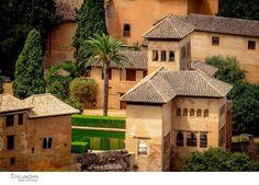 Alhambra de Granada-España Fotografía de José Cervera-Encuadres,