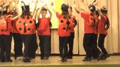 1A osztály Katica tánc