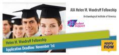 AIA Helen M. Woodruff Fellowship