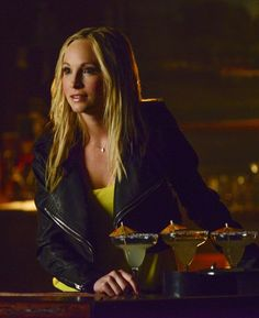 """The Vampire Diaries -- """"The Downward Spiral"""" -- Image Number: -- Pictured: Candice Accola as Caroline -- Photo: Guy D'Alema/The CW -- © 2015 The CW Network, LLC. All rights reserved. Vampire Diaries Stefan, Vampire Diaries Spoilers, Vampire Diaries Makeup, Serie The Vampire Diaries, Vampire Diaries Outfits, Vampire Diaries Seasons, Vampire Diaries Quotes, Vampire Diaries The Originals, Caroline Forbes"""