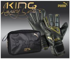 Goalkeeper Glove Puma King Luxury - Limited Edition