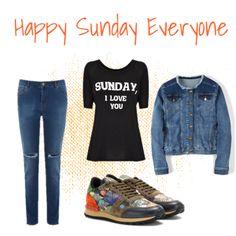 Happy Sunday Everyone!