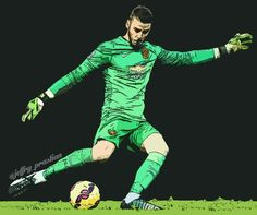 David de Gea, World's current best goalkeeper (?)