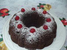 Recipe Shoebox: Dense Chocolate Chocolate Cake