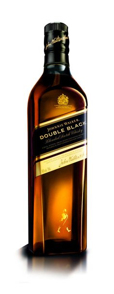 Johnnie Walker Double Black   While by itself not a cocktail, I recommend serving with a third soda water. The smoky flavor will stand out real good.