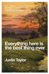 """Epigrams abound in Justin Taylor's stories. """"Everyone's their own best lover,"""" one voice observes. """"The assumption of knowledge is one part of the fantasy of mastery,"""" muses a different narrator. One of his characters reproves another: """"Every day of your life is getting something you never asked for."""" #ShortStoryMonth"""