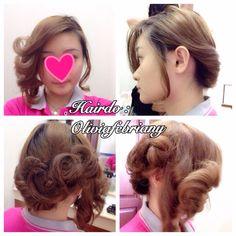 Hairdo by me