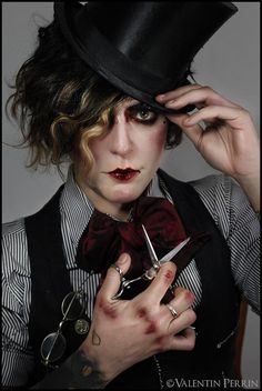 Top Hat ~ Valentin Perrin