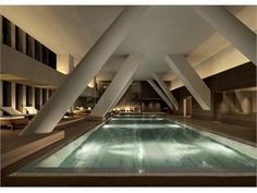 The Capitol Hotel Tokyu Tokyo - Swimming pool