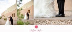 first look, sandia casino, wedding poses // Kayla Kitts Photography Blog