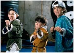3 Ninjas...Just the first one though, the sequels were shitty... I had a huge crush on Colt back in the days...