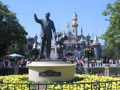Disneyland! I can't even count how many times I've been there