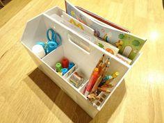 【100均】セリアのアイテム2点で作れるおかもち風BOX|LIMIA (リミア) Diy And Crafts, Kids Room, Sweet Home, Handmade, Room Ideas, Room Kids, Hand Made, House Beautiful, Child Room