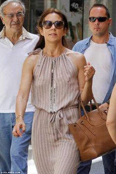 Mary à Palma de Majorque