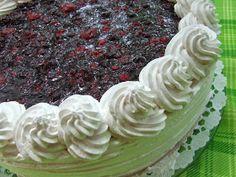 Mascarponés joghurttorta, vegye bogyós gyümölcsökkel Cabbage, Vegetables, Cake, Food, Pie Cake, Meal, Cakes, Essen, Vegetable Recipes