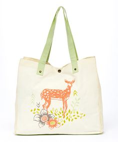 Red Deer Parks Tote Bag #zulily #zulilyfinds