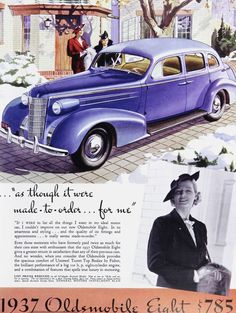 Vintage Car Advertisements of the 1930s (Page 35)
