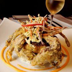 Soft  Shell Crab - Maneki Sushi - Zmenu, The Most Comprehensive Menu With Photos