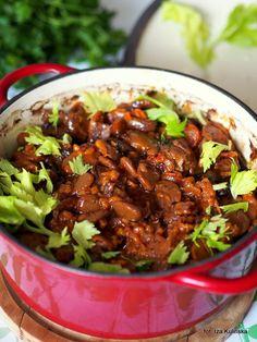 Smaczna Pyza: Czulent na gęsinie - potrawa pieczona 24 godziny