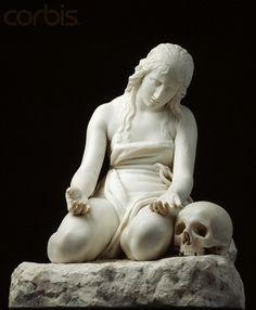 Antonio Canova - Mary Magdalene