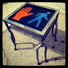 Traffic Sign Table