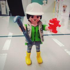 2015년 1월의 피규어. 광부? 이래봬도 여자다....요즘 매달 #미스터리피규어 선택에 실패함 ㅠㅠ #figure #playmobil #kidult #피규어 #플레이모빌 #키덜트