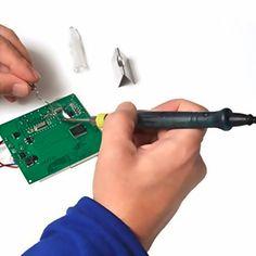 5 V 8 W Mini Portatile USB Elettrico Alimentato Saldatore Punta Della Penna di Tocco Switc di Alta qualità Vendita Calda Elettrico Powered Saldatura