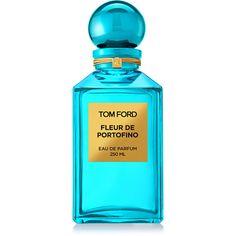 TOM FORD Fleur de Portofino Eau de Parfum (£375) ❤ liked on Polyvore featuring beauty products, fragrance, perfume, beauty, makeup, accessories, filler, eau de parfum perfume, flower fragrance and edp perfume
