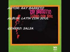 Ray Barretto '' BILONGO ''