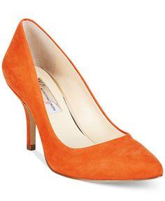 INC International Concepts Womens Zitah Pointed Toe Pumps - Pumps - Shoes - Macy's