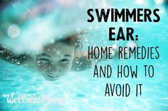 Swimmers Ear: Home Remedies for How to Avoid It Swimmers Ear, or an outer ear infection, can be painful. Try these methods to avoid getting an infection or to help resolve the infection quickly. Swimmers Ear Home Remedy, Swimmers Ear Drops, Natural Headache Remedies, Cold Home Remedies, Natural Home Remedies, Ear Infection Home Remedies, Ear Pain Remedies, Home Remedies, Health