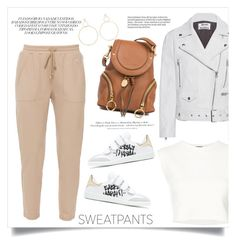 """""""My kind of casual"""" by anchilly23 ❤ liked on Polyvore featuring MaxMara, Puma, Acne Studios, Natasha Schweitzer, See by Chloé, H&M and Isabel Marant"""