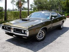 1971 Dodge Hemi Charger R/T - 1 of 63 built
