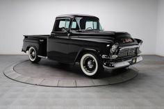 GMC Pickup 5.7L V8 1957::RK-Motors Charlotte. | 8negro